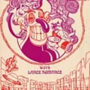 Cc At Paramount Poster