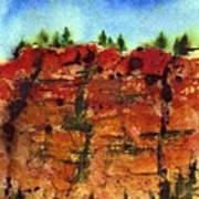 Cedar Breaks Poster