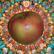 Celebrate The Apple Poster