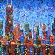 Celebration City Poster