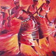 Celeration Poster by Michael Echekoba