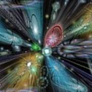 Celestial Vacuum Poster