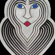 Celestial Woman Poster