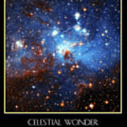 Celestial Wonders Poster by Our Creator