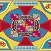 Celtic Chalice Poster