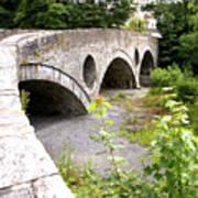 Cenarth Bridge Poster