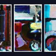 Centrifuge Poster by Steve Karol