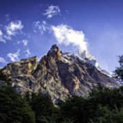 Cerro Fitz Roy 3 Poster