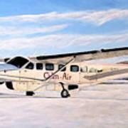 Cessna 208 Caravan Poster