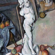 Cezanne: Sill Life, C1895 Poster