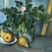Cezanne: Still Life, C1888 Poster