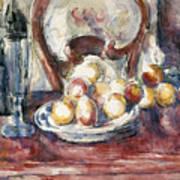 Cezanne: Still Life Poster