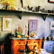 Cezanne's Studio Poster