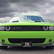 Challenger Scat Pack Poster