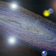 Changing Universe Poster