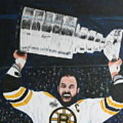 Chara And The Cup Poster