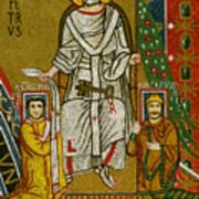 Charlemagne (742-814) Poster