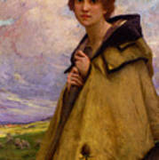 Charles Amablelenoir Labergere Large Poster