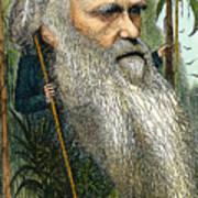 Charles Robert Darwin Poster