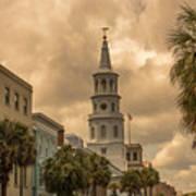 Charleston Light Poster
