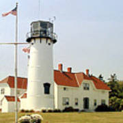 Chatham Lighthouse Poster
