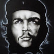 Che Guevara Poster by Stephen Sookoo