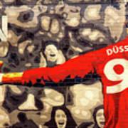 Cheer For Dusseldorf Poster