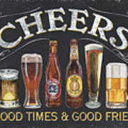 Cheers  Poster