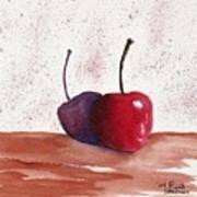 Cheery Cherry Poster