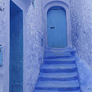Chefchaouen Morocco Poster
