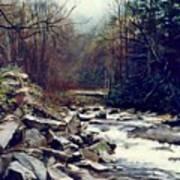 Cherokee Stream Poster