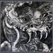 Cherubim Of Beasties Poster