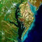 Chesapeake Bay Poster