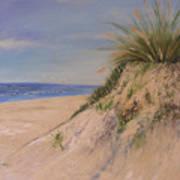 Chesapeake Bay Dune Poster