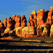 Chesler Park Sandstone Towers Poster