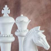 Chessmen Vi Poster