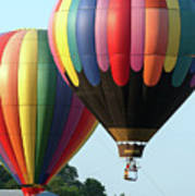 Chester County Balloon Fest 8765 Poster
