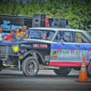 Chevy Nova Ss 359 Ci Poster