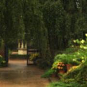 Chicago Botanical Gardens Poster