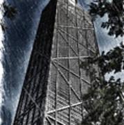 Chicago John Hancock In June Pa 01 Poster