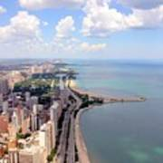Chicago Lake Poster