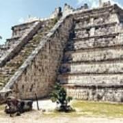 Chichen Itza Mexico 4 Poster