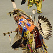 Pow Wow Chicken Dancers 3 Poster