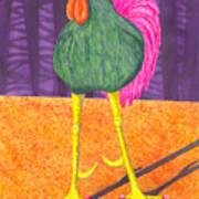 Chicken Legs Poster