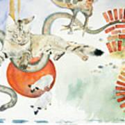 Chickenfoot Serpentine Poster