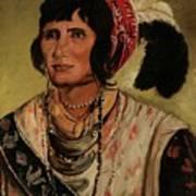 Chief Osceola Poster