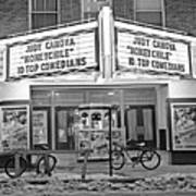 Chief Theater Poster