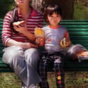 Children - Balanced Meal Poster