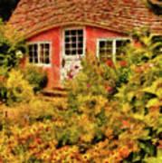 Children - The Children's Cottage Poster