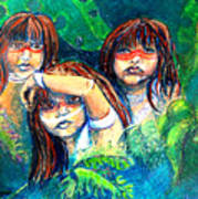 Children Of The Jungle Poster